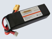 3S 11.1V 2200mAh 25C Lipo battery Pack w/ XT60 Plug for DJI PHANTOM Multi-rotor