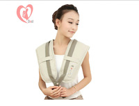Neck and shoulder massage cape knock beat cervical neck shoulder waist, neck and shoulder massage Free shipping