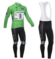 2013 New Arrival High Quality Winter Fleece Cycle Jersey(Maillot)+Bib Pant Or Pant(Culot)/Cycling Wear/Made From Polyester