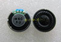 Free Shipping!!! 10pcs Mini Mylar Speaker 8 ohm 1W 20mm x 4mm Environmental trumpet