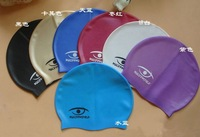 2013 The new high-grade silicone cap, waterproof cap, bathing cap