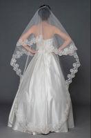 Veil wedding dress lace decoration veil champagne color laciness beige bridal veil 03