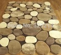 70cm*140cm 2013 Free shipping children's carpet heart bedroom mats carpeting handmade fiber customize rugs and carpets