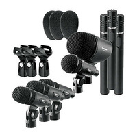 Original Takstar dms 8P drum microphone set professional musical instrument jazz drum DMS-8P instrument microphone