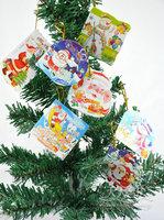 Christmas christmas tree decoration small greeting card greeting card wish cards christmas small elevatory 1