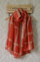 Scarfs fashion style designer 2013,Free shipping,long Women shawl,Lace flower print,long Viscose hijab,Floral hijab,head wraps