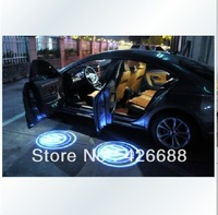 Hot Selling  Passat2011;Tiguan;MAGOTAN;Sagitar;GTI;CC Original super cool Logo Car Auto Special Supper Door Lamp Welcome Light