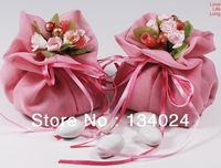 Most popular wedding candy organza bag 9x12cm organza gift bags 15  organza gift bags hearts