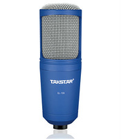 Takstar GL-100 Professional wired capacitance Microphones for KTV&meeting&On-stage performance & Computer--FreeShipping