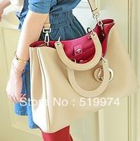 fashion handbag vintage shoulder bag all matching fringe short women handbags leather one shoulder crossbody
