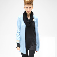 2013 Hitz European and American Fan loose solid color autumn cardigan women sweater YN33