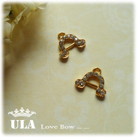 Ula diy handmade accessories diamond 19 20mm notes