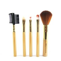 Cosmetic brush set wool cosmetic brush