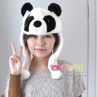 Pandaway cute plush doll hat dolls xicheng boy