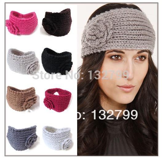 Knitting Pattern Ear Warmer Band : Crochet Ear Muffs Reviews - Online Shopping Crochet Ear ...