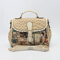 Free shipping Olive oyl OLIVE fashion handbag messenger bag r5763-41