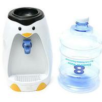 8 cup water penguin shape mini water dispenser mini water children gift