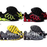 Wholesale Cheap 2013 Newest Turbo +13 Man's Running Shoes Trainers Air Mesh Shox Mens Shoes for man Drop Shipping Size 40-46
