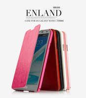 Original Kalaideng Enland Series PU+Microfiber Flip Leather Case For Samsung Galaxy Note3 n9000 Free Shipping