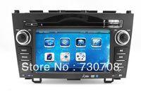 "7"" In Dash Car DVD Player GPS Navigation for Honda CRV CR-V 2006-2011 with Radio BT TV RDS Auto Multimedia Player+ DVB-T MPEG4"