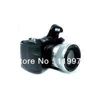 Long Focus 14.1M CMOS Sensor 16.0 Mega Pixel DSLR Digital Camera  DSLR camera with 2X magnifying lens, Russian Language