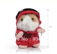 New MC DJ Super cute learn speak little hamster