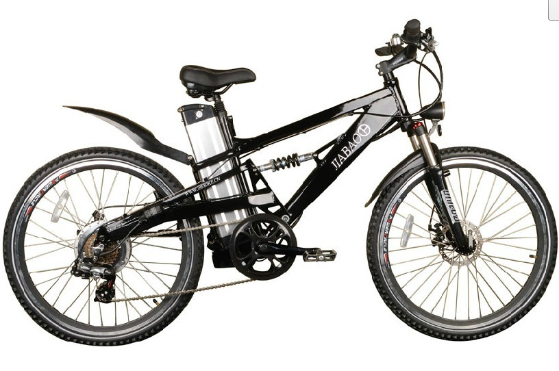 Electric mountain bike 500w motor Electric Bicycle 500 Watts(China (Mainland))