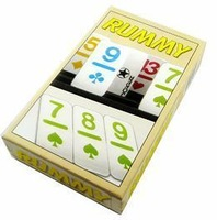 Table Game - Rummy, World Popular Board Game Lami's Brand Mahjong Travel Party Togethering Leisure Entertainment Playing Cards