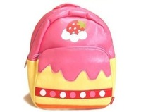 Child cake small school bag animal cartoon backpack female baby princess backpack school bag