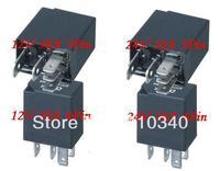 top grade quality 4 pin 30A auto Car  relay , coil voltage 12V&24V DC