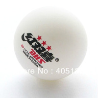 20 boxes(120Pcs) 3 stars DHS 40MM Olympic Table Tennis White Ping Pong Balls good