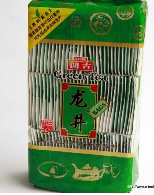 250g100pack dragon well top grade laoshan natural organic matcha green tea 2015 leaves powder bags extract