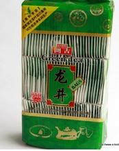200g100pack dragon well top grade laoshan natural organic matcha green tea 2013 leaves powder bags extract longjing sunshine tea