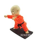 New bald kung fu boy shaolin kungfu monks high quality USB flash drive 2.0 holiday gifts U disk free shipping
