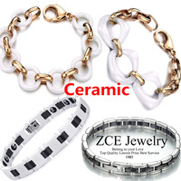 MIXED ORDER ceramic bracelet for man and women lastest design ceram material mixed order free shipping