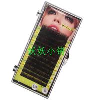 New arrival engraft eyelashes false eyelashes super compounding filling 7 9 11 13 15mm combination eyelashes