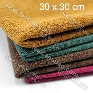 Quality depilates waste-absorbing platform uprise print tea towel tea table cloth kung fu tea zero accessories 30x30cm