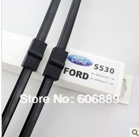 "Free shipping car windscreen wiper blades for ford focus 2005-2011 26""+17"" Soft Rubber WindShield Wiper Blade 2pcs/PAIR"
