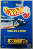 Free Shipping Hotwheels wheels MAZDA mx5 cabriolet sports car mazda mx5  Refit