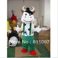Factory big promotion cartoon dolls cartoon clothing cow costume