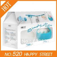 Набор для ванной NO.520 HAPPY STREET ,  2  XL379