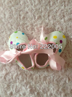 Latest fashion America baby girl 's shoes cute baby Shoes