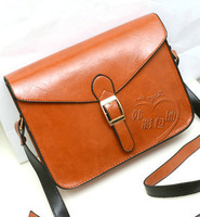The new 2013 candy color portable single shoulder his female bag, the postman tide restoring ancient ways - 2209