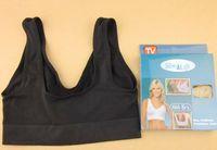 Ahh bra plus size women's small vest bra short vest single tier sports underwear xxxL 3XL