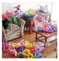 Free shopping 300pcs/bag Variety Magic Balloon DIY balloon long  holidays Supplies