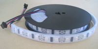 5m Lpd8806 individually addressable led strip,32leds/m with 16pcs LPD8806 IC  5050 smd rgb led chip,waterproof DC5V input