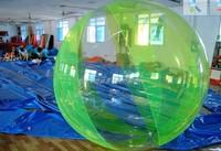 Diameter of 2.5 meters factory direct color TPU water walking ball Water Toy drum