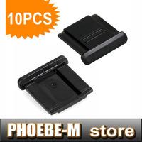 10pcs BS-1 Hot Shoe Cover for Canon Nikon Olympus Panasonic Pentax Fuji DSLR
