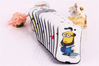 1pc freeshipping iFace embossed printing minion snugle case for samsung galaxy s3 i9300,with retail package,dropshipping
