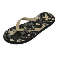 Summer new arrival 2013 male flip flops shoes casual Camouflage male flip flops